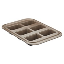 Eminence Nonstick 6-Cup Mini Loaf Pan