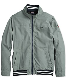 Men's Regatta Jacket with Magnetic Zipper