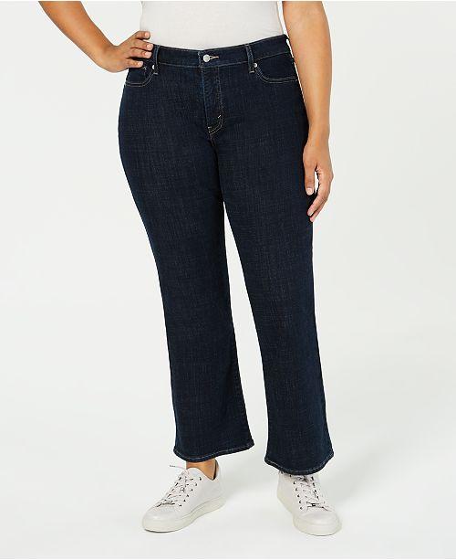 f0575e61714 Levi s Plus Size 415 Classic Stretch Bootcut Jeans   Reviews - Jeans ...