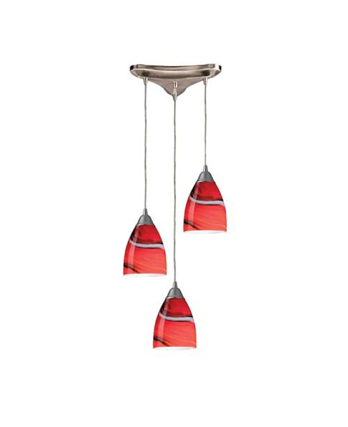 ELK Lighting Pierra Collection - Candy Glass