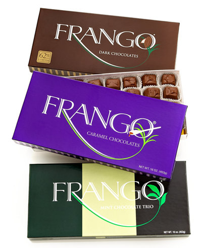 Gourmet gift baskets coffee tea and sweets macys frango chocolates 45 pc boxes of chocolates negle Image collections