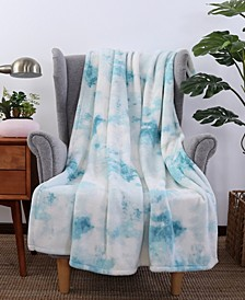 Blanket & Home Co.® Marble Print PrimaLush™ Throw