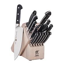Zwilling Pro 16-Pc. Cutlery Set