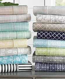 The Timeless Classics by Home Collection Premium Ultra Soft Pattern Sheets Ensemble