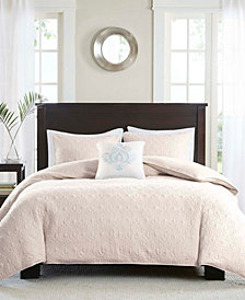Madison Park Quebec 4-Pc. Full/Queen Duvet Set