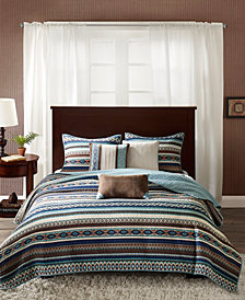 Madison Park Malone 6-Pc. Full/Queen Coverlet Set