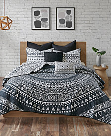 Urban Habitat Larisa 7-Pc. Full/Queen Cotton Coverlet Set