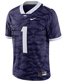 Nike Men's Texas Christian Horned Frogs Football Replica Game Jersey