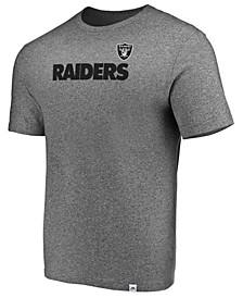 Men's Oakland Raiders Static Fade T-Shirt