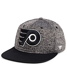Authentic NHL Headwear Philadelphia Flyers Emblem Snapback Cap