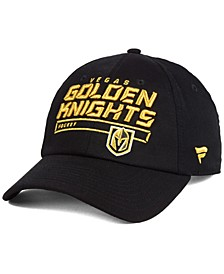 Vegas Golden Knights Rinkside Fundamental Adjustable Cap