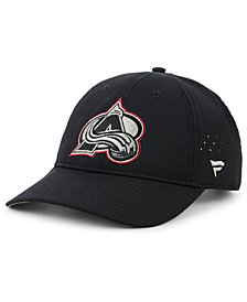 Authentic NHL Headwear Colorado Avalanche Pro Clutch Adjustable Cap