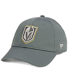 Authentic NHL Headwear Vegas Golden Knights Pro Clutch Adjustable Cap
