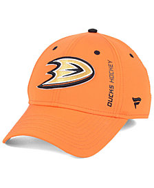 Authentic NHL Headwear Anaheim Ducks Authentic Rinkside Flex Cap