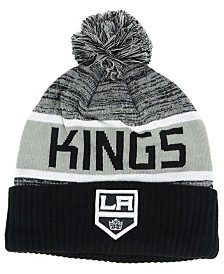 Authentic NHL Headwear Los Angeles Kings Goalie Knit Hat