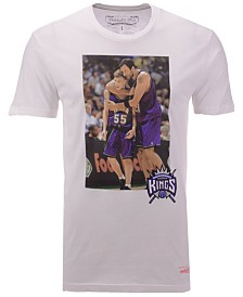 Mitchell & Ness Men's Sacramento Kings Photo Real T-Shirt