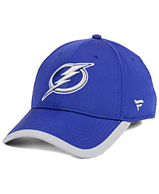 Authentic NHL Headwear Tampa Bay Lightning Clutch Speed Flex Cap