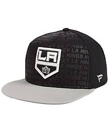 Authentic NHL Headwear Los Angeles Kings Rinkside Snapback Cap