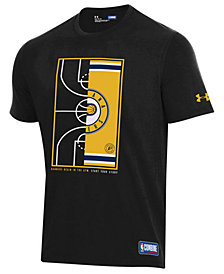 Under Armour Men's Indiana Pacers Banners Begin in the Gym T-Shirt