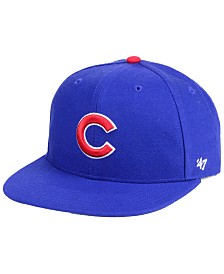 '47 Brand Boys' Chicago Cubs Basic Snapback Cap