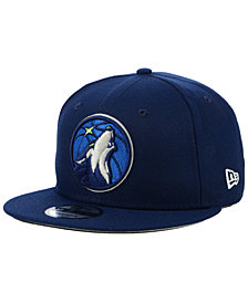 New Era Minnesota Timberwolves Basic 9FIFTY Snapback Cap