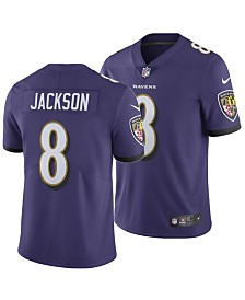 Nike Men's Lamar Jackson Baltimore Ravens Limited Jersey
