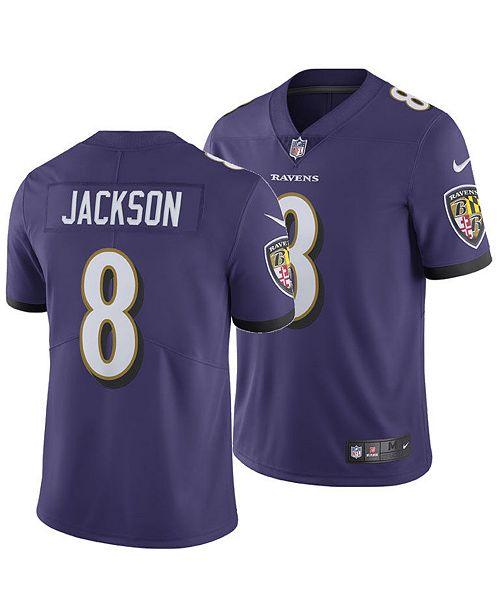 Nike Men's Lamar Jackson Baltimore Ravens Limited Jersey & Reviews