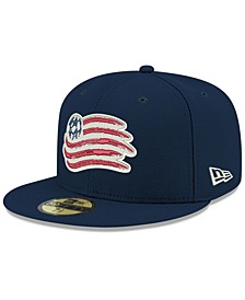 New England Revolution Core 59FIFTY-FITTED Cap