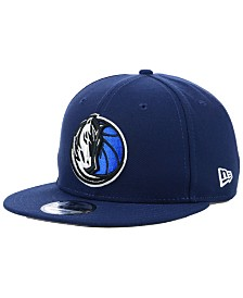 New Era Dallas Mavericks Basic 9FIFTY Snapback Cap
