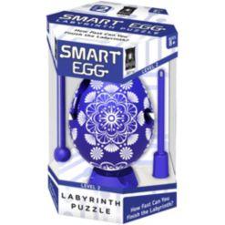 Smart Egg Labyrinth Puzzle - Color Collection- Blue