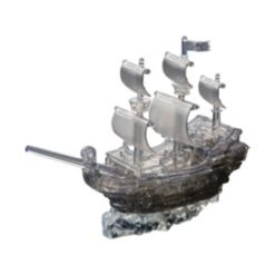 3D Crystal Puzzle -Pirate Ship