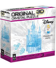 3D Crystal Puzzle - Disney Cinderella's Castle