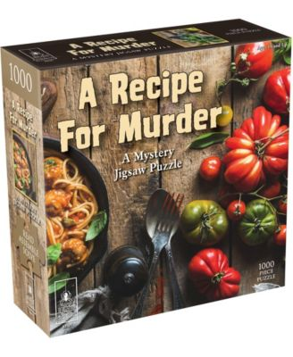 Recipe for Murder