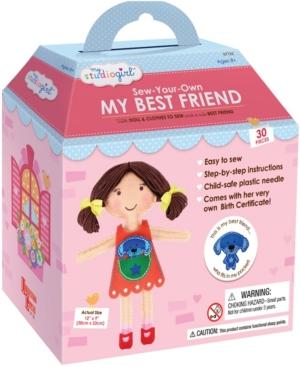 Sew-Your-Own My Best Friend - Brunette