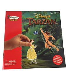 Colorforms Book Disney's Tarzan