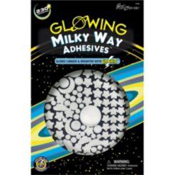 Glowing Milky Way Adhesives