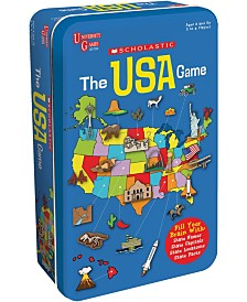 Scholastic - The USA Game