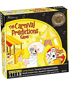 STEAM Learning System, Mathematics- The Carnival Predictions Game