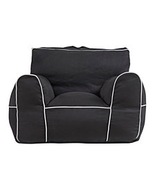 Kids Microfiber Bean Bag Chair