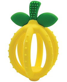 Silicone Lemon Ball Teether