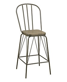 Chelsea Cottage Windsor Pub Chair (Set of 2)
