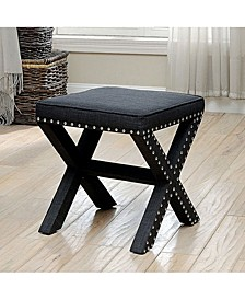 Rolly Transitional Ottoman