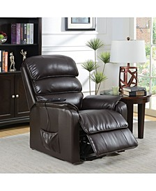 Shuler Transitional Power Reclining Chair