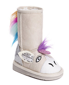 Muk Luk Kid's Unicorn Boots