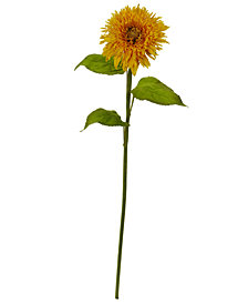 """Nearly Natural 26"""" Sunflower Artificial Flower, Set of 6"""