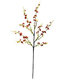 "Nearly Natural 38"" Cherry Blossom Artificial Flower, Set of 6"