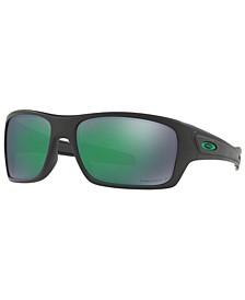 Polarized Turbine Prizm Polarized Sunglasses , 0OO9263-45