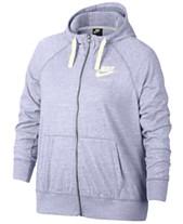 b6deb241331 Nike Plus Size Sportswear Gym Vintage Hoodie
