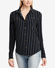 Lauren Ralph Lauren Striped Shirt