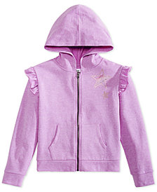 Epic Threads Big Girls Unicorn Hoodie, Created for Macy's
